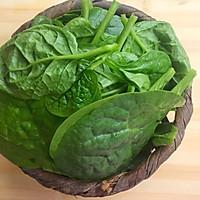 #花10分钟,做一道菜!#清炒木耳菜的做法图解1