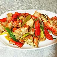 春节必备年夜菜--帝王蟹(含拆蟹方法)的做法图解21