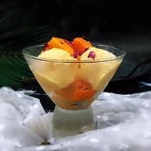 懒人芒果冰淇淋