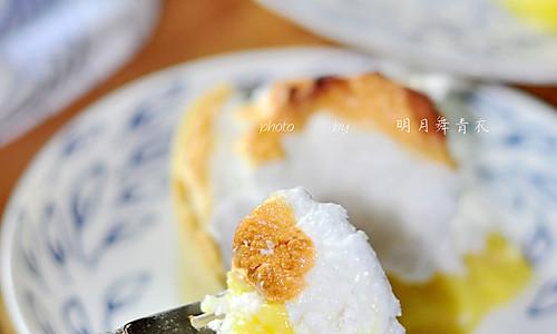 柠檬酥皮蛋糕的做法