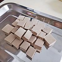 生酮奶油巧克力小方的做法图解2