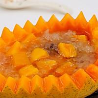 木瓜桂圆炖银耳~美容减脂羹的做法图解10