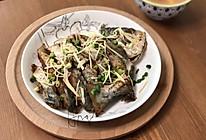 #秋天怎么吃#盐煎鲳鱼的做法