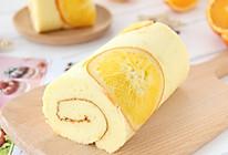 宝宝辅食 香橙蛋糕卷的做法