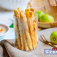 芝士薯条脆~宝宝辅食