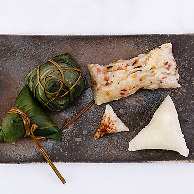 4种方法包粽子 端午节特辑|美食台