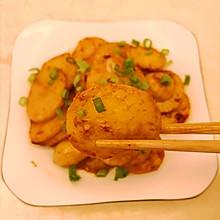 红烧土豆片