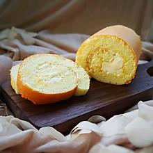 奶酪海绵蛋糕卷