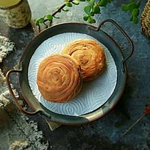 #美味烤箱菜,就等你来做!#酥掉渣的梅菜酥饼