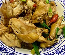生炒三黄鸡 麻油鸡 炒鸡的做法