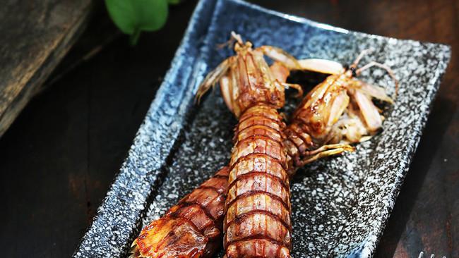 长帝e·Bake互联网烤箱CRDF30A试用——香辣皮皮虾的做法