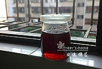 玫瑰糖浆—那些零碎的玫瑰花茶的归宿#自己做更健康#的做法
