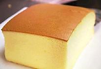 古早蛋糕(原味)的做法