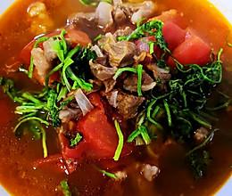 牛肉炖柿子(经典版)的做法