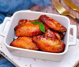 #520,美食撩动TA的心!#黑胡椒蜜汁鸡翅的做法