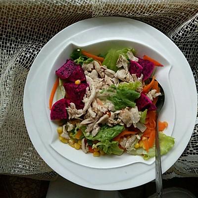 健身餐沙拉