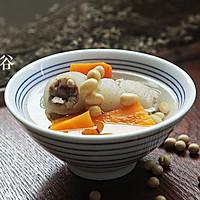 黄豆猪尾汤的做法图解6