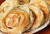 #中秋团圆食味#街头美食葱油饼的做法