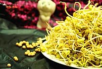 自发黄豆芽的做法