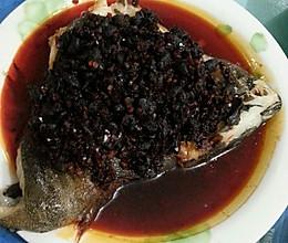 鸦片鱼头的做法