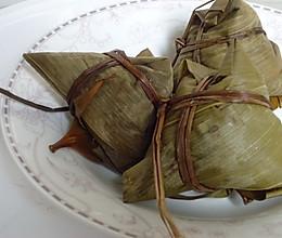 咸肉粽子的做法