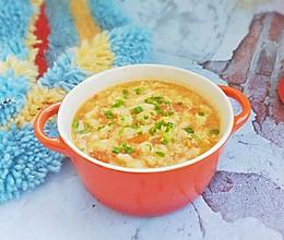 #洗手作羹汤#家常疙瘩汤的做法