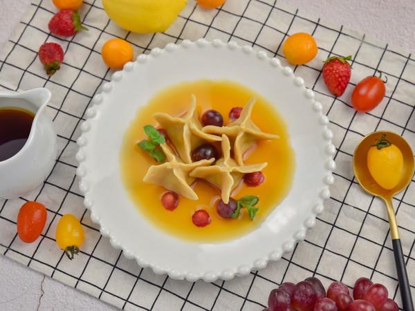 迷你南瓜饺子|| Pumpkin Dumplings的做法