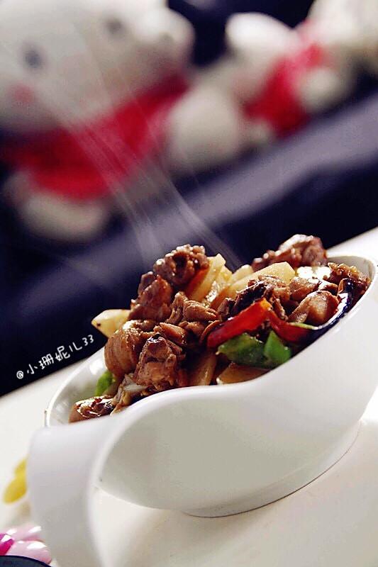 济宁辣子鸡的做法