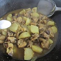 咖喱鸡块土豆的做法图解11