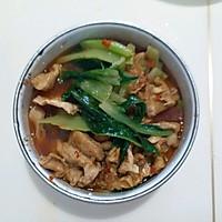 四川家常水煮肉片