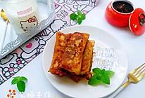 #餐桌上的春日限定#美味春饼,皮薄酥脆,内馅鲜香的做法