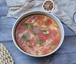 #相聚组个局#金针菇牛肉汤的做法