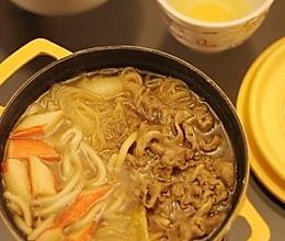 寿喜烧锅的做法