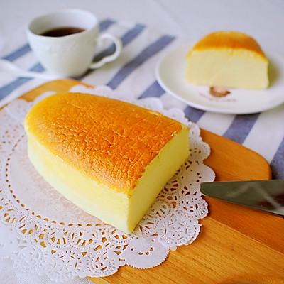日式轻乳酪蛋糕(超详细)