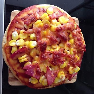 6寸田园披萨