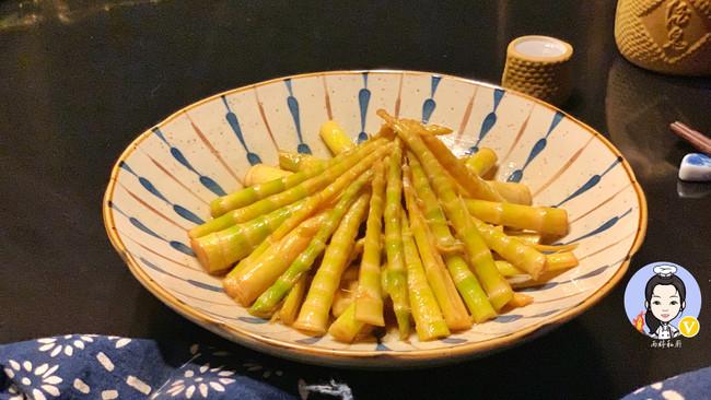 油焖春笋|春季佳蔬数它鲜的做法