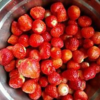 零添加剂~自制草莓果酱的做法图解1
