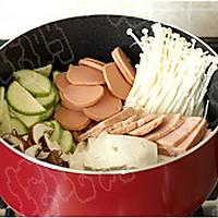 韩国部队汤的做法图解8