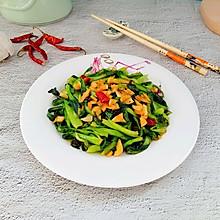 #餐桌上的春日限定#蒜蓉油菜