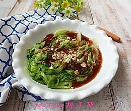 蒜蓉蚝油生菜#单挑夏天#的做法