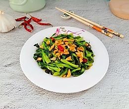#餐桌上的春日限定#蒜蓉油菜的做法
