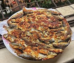 电饼铛香煎小鱼的做法