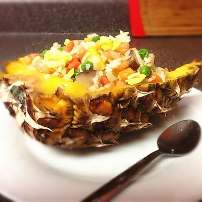 菠萝饭-营养全面能待客