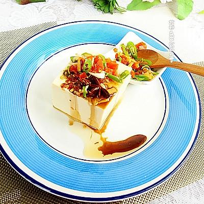 福如东海拌豆腐