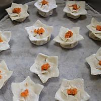 花朵蒸饺的做法图解5