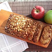 苹果肉桂面包
