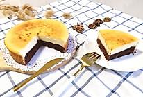 浓情布朗尼芝士蛋糕#KitchenAid的美食故事#的做法