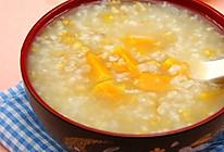 燕麦南瓜粥的做法