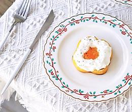 软芙芙甜椒煎蛋 #百变鲜锋料理#的做法