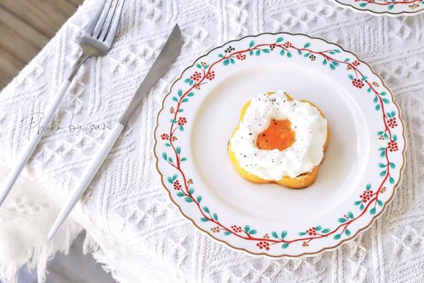 软芙芙甜椒煎蛋的做法